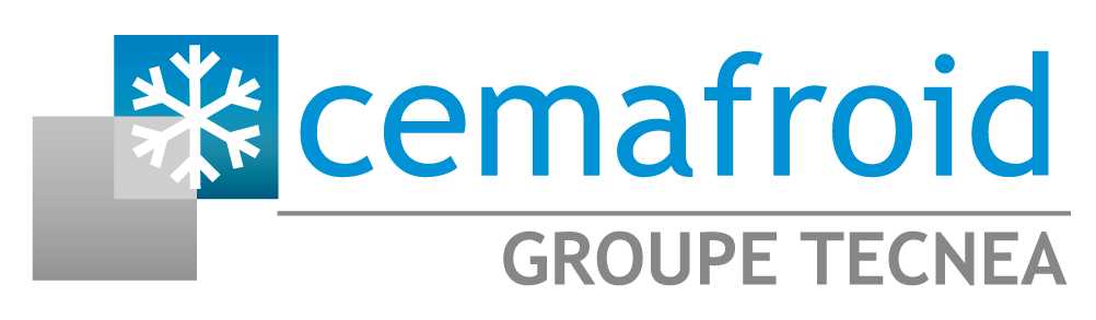 Logo Cemafroid groupe Tecnea